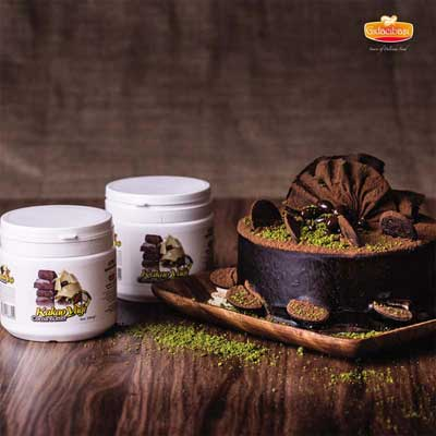 Pasta süsleme ve katkı maddeleri