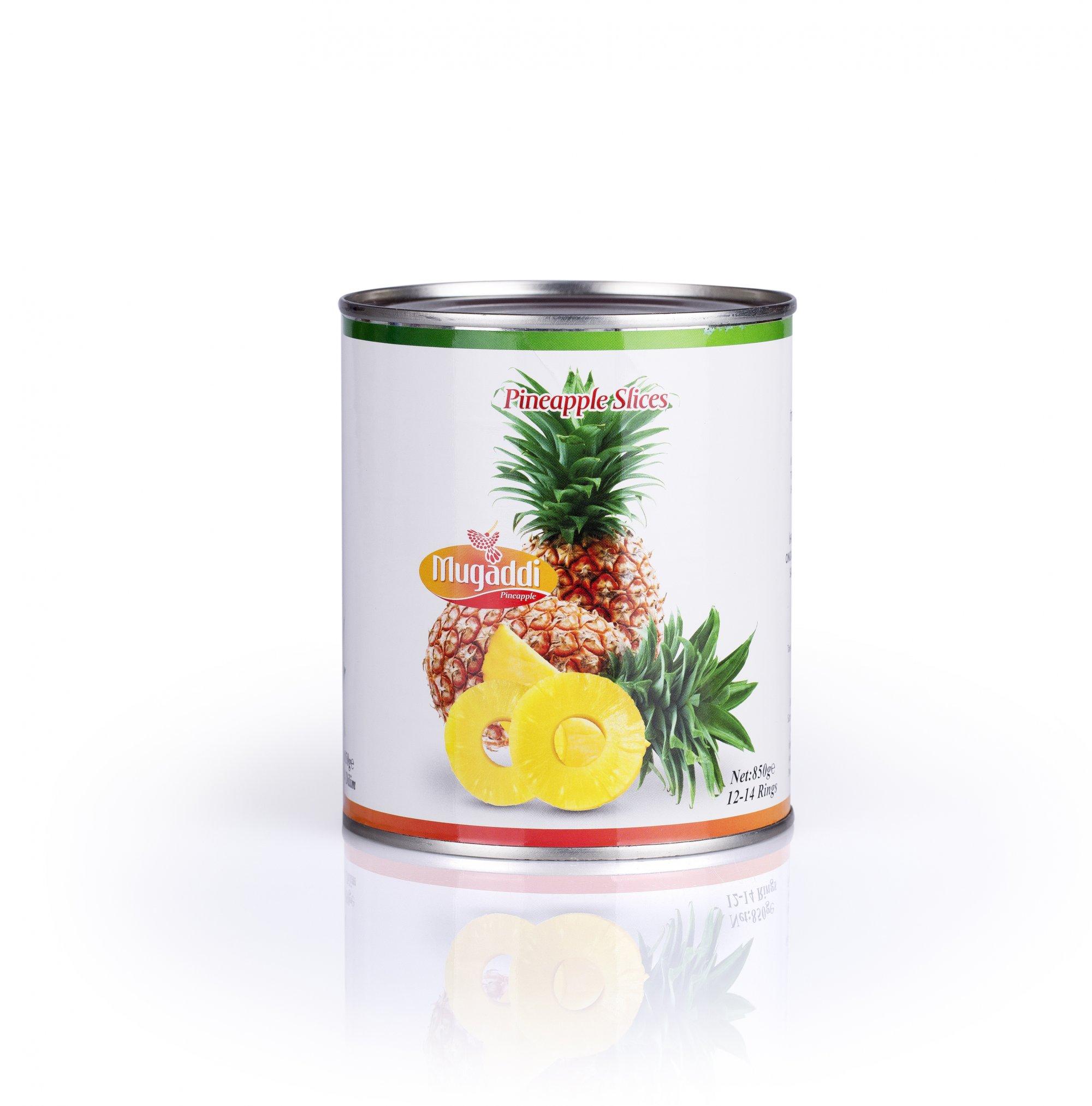 Ananas ( Konserve Kutu )  - Mugaddi