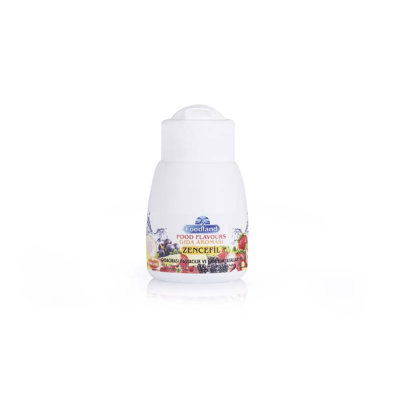 Zencefil Gıda Aroması - Foodland