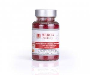 Bayrak Kırımızı Toz Gıda Renklendirici - Herco - Food Color