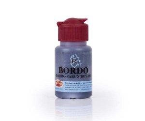 Bordo Sabun Boyası