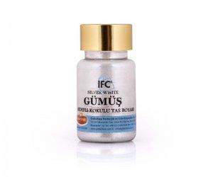 Gümüş  Sedef kokulu Taş Boyası - IFC