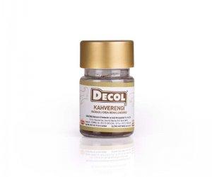 Kahverengi Yağ Bazlı Gıda Renklendirici - Decol