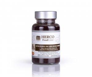 Koyu Kahve Toz Gıda Renklendirici  - Herco FoodColor