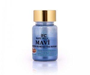 Mavi Sedef kokulu Taş Boyası - IFC