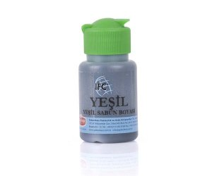 Yeşil Sabun Boyası - IFC